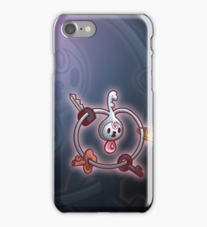 Fairy Key Ring  iPhone Case/Skin