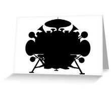 Mobile Orchestra Greeting Card