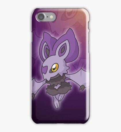 Lavender Bat  iPhone Case/Skin