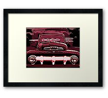 F-1 from '51 Framed Print