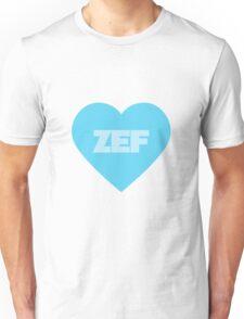 ZEF - Blue Version Unisex T-Shirt