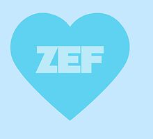 ZEF - Blue Version by Elys XXI