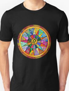 LEO Tapestry of Life Mandala T-Shirt