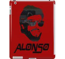 Fernando Alonso design iPad Case/Skin