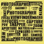 Photographer T-shirt by Helen Chierego