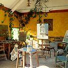 Monet's retreat by Carol Walker