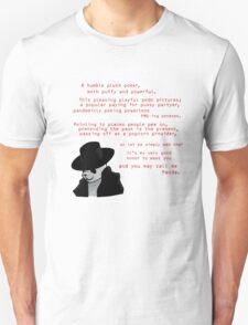 Panda the Pokemon Unisex T-Shirt