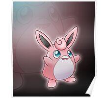 Fairy Rabbit Poster