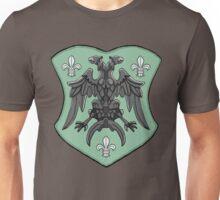 Sir William Godolphins, Grey Crest Unisex T-Shirt
