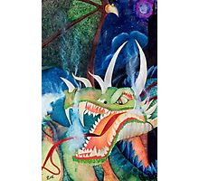 Zoe Dragon Photographic Print