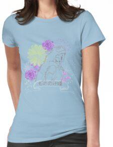 Mononoke-hime Womens Fitted T-Shirt
