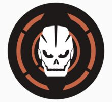 Call Of Duty : Black Ops 3 - Skull Logo Kids Clothes
