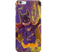 LEGO Batgirl of Burnside iPhone Case/Skin