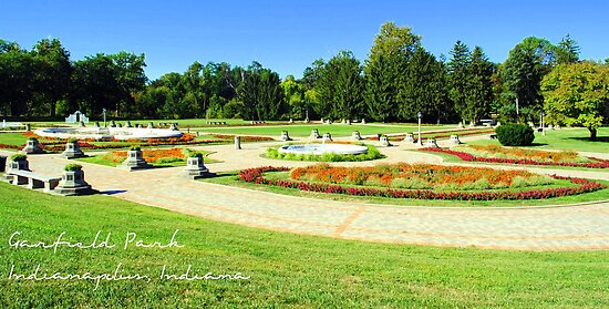 In the Gardens {Garfield Park, Indianapolis} by kbrite