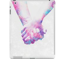 Holding on Together iPad Case/Skin