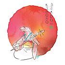 Kimono Dragon by panda3y3