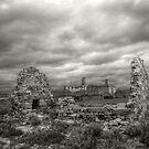 Waukaringa Ruins - NW of Yunta, South Australia by Jeff Catford