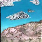 Watermellon Mountain by Davol White
