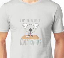 Koalafications Unisex T-Shirt
