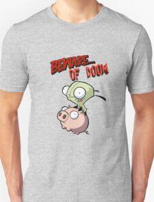 Gir Beware of DOOM Unisex T-Shirt