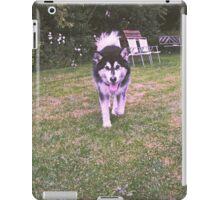 running nook iPad Case/Skin