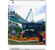 Fury 325 iPad Case/Skin