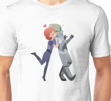 Mass Effect - Shakarian Surprise [Commission] Unisex T-Shirt