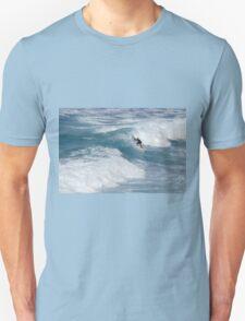 Surfing at Tamarama T-Shirt