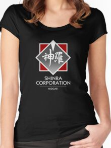 Shinra Corporation Women's Fitted Scoop T-Shirt