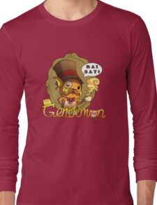 Gentlemon: Rai say! Long Sleeve T-Shirt