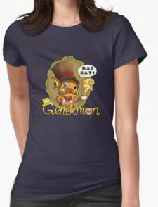 Gentlemon: Rai say! Womens Fitted T-Shirt