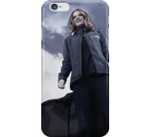 Badass April Kepner iPhone Case/Skin