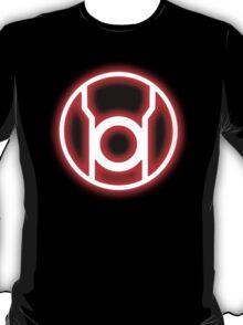 RED LANTERN - RAGE! T-Shirt