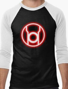 RED LANTERN - RAGE! Men's Baseball ¾ T-Shirt