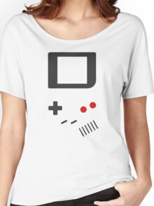 __gameboy vector Women's Relaxed Fit T-Shirt