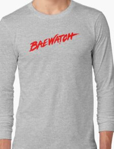 BAEWATCH Tee Long Sleeve T-Shirt