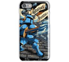 Steel Thy Shovel! iPhone Case/Skin