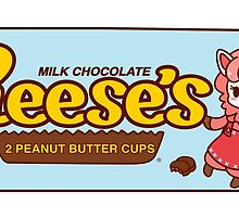 ACNL Reese's Peanut Butter Cups  by ZoeTwoDots