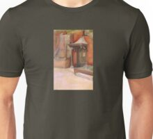Sculpture Courtyard Unisex T-Shirt