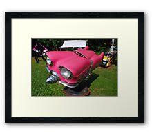 """Little Pink"" Framed Print"