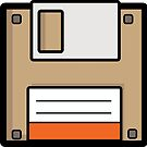 Floppy Disc 1 by nick94