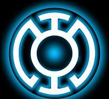 Blue Lantern - HOPE! by gaia94dariol