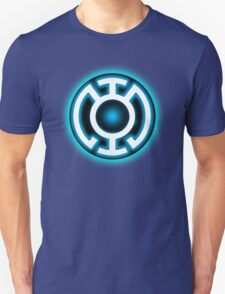 Blue Lantern - HOPE! Unisex T-Shirt
