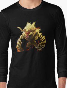 The Fur Beast Long Sleeve T-Shirt