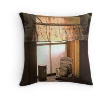 Window Light Throw Pillow