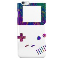 __gameboy psychedelic iPhone Case/Skin