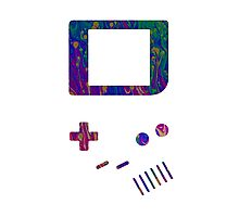 __gameboy psychedelic Photographic Print