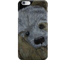Snuggle with my little bear iPhone Case/Skin