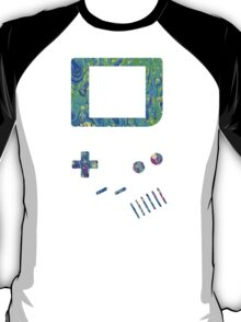 __gameboy psychedelic green T-Shirt