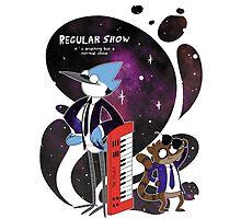 Regular Show by Kuvolviski